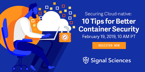 RSVP now for Cloud-Native Webinar Feb. 19, 2019